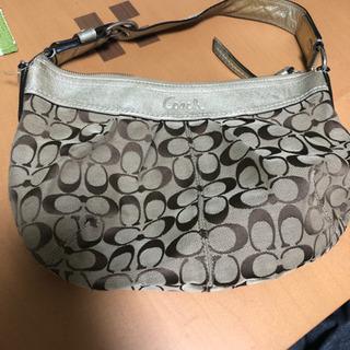 coachのバッグです。