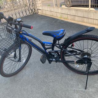 子供用自転車 24インチ