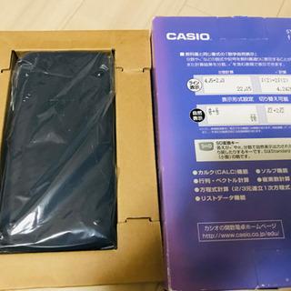 CASIOカシオ 関数電卓fx-500AZ 美品