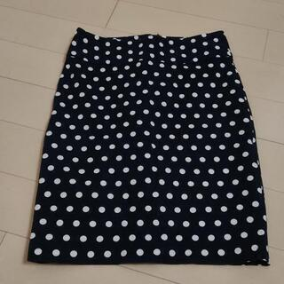 【BANANA REPUBLIC】ひざ丈タイトスカート
