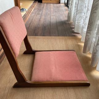 和風座椅子
