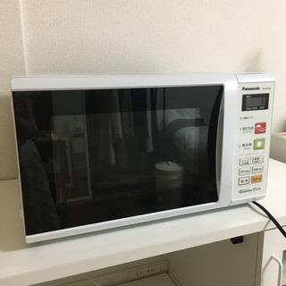 【ネット決済】【美品✨】Panasonic 電子レンジ 22L(...