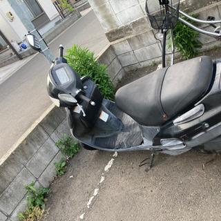 【ネット決済】125cc  スズキ アドレス ジャンク扱い