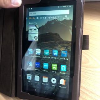 Amazon  Fire タブレット 8GB、ブラック(第…