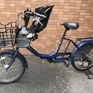 子供乗せ自転車 フロントシート付き