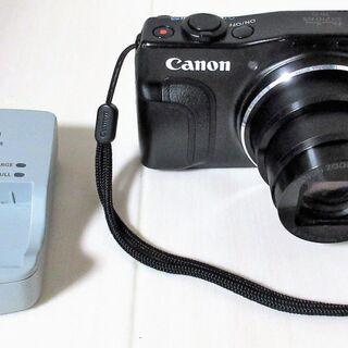 ☆キャノン Canon Power Shot SX710HS デ...
