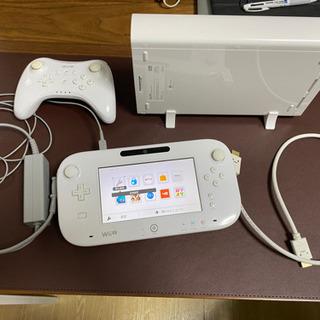 Wii-U白色