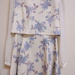 レディース 洋服 ガーリー系 7枚セット