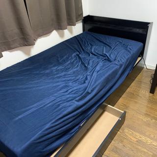 楽天 シングルベッド マットレスあり