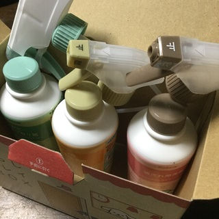 決まりました❣️未使用品 ダスキン 洗剤セット