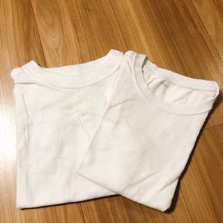 Tシャツ 白 2枚