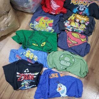 メンズ Tシャツ アメリカ古着 1着 300円~ 大量 500着程