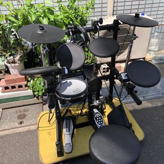 【ネット決済・配送可】『Roland 電子ドラム ローランド V...