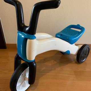 【ネット決済】2way バランスバイク 三輪車 幼児用