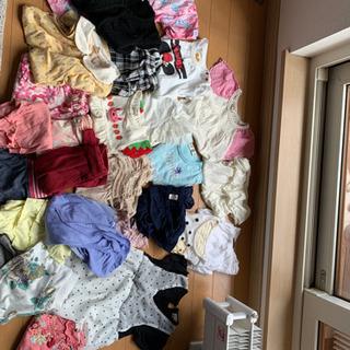 女の子 まとめ売り 90 95 ウズランド Tシャツ エニーファ...