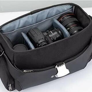 カメラバッグ ショルダーバッグ カメラケース スリングバッグ 一...