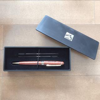 ヤナセ ボールペンとケース