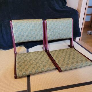 【ネット決済】折りたたみ座椅子