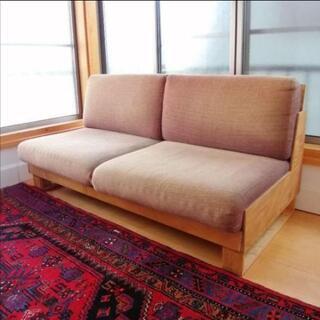 2シーターソファ 無印良品 IKEA unico