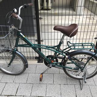 【引渡予定者決定済み】ロワジールE 自転車20インチ