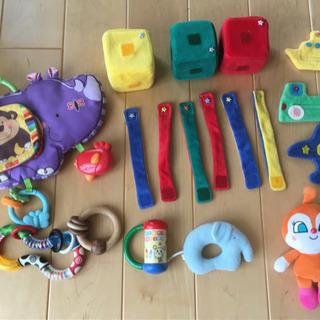 知育玩具セット⭐️0歳から使える⭐️消毒済み