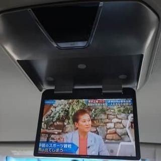 💥HDDナビ フルセグTV 後方モニター 片側電動スライドドアの...