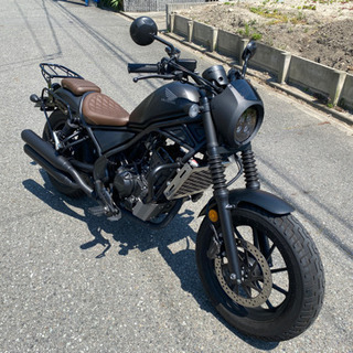 HONDA Rebel250 新型 レブル250 MC49 Sエ...