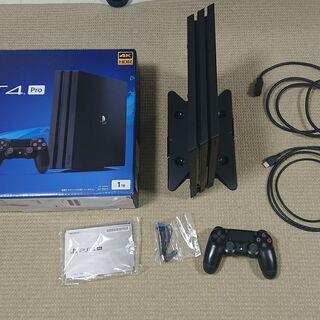 【ネット決済】PS4 Proとソフト8本(PS4/PlaySta...