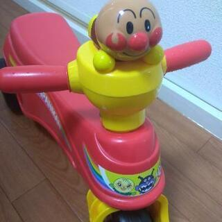 アンパンマンのバイク