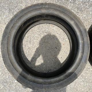 【ネット決済】古タイヤ 18インチ 4本