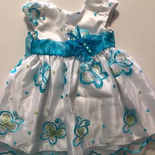 小さい女の子用ドレス 幼児用 未使用