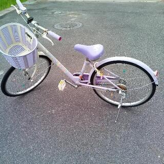 【ネット決済】自転車 22インチ