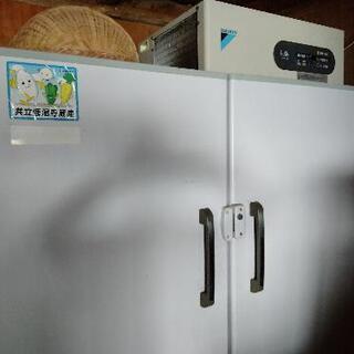 ダイキン低温貯蔵庫