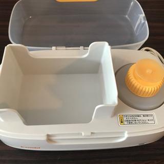 【Combi】お湯でコットンおしりふき C-040814
