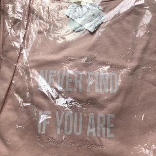 未使用earthのオーガニックコットンTシャツ