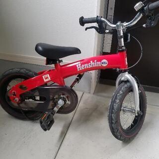 *へんしんバイク(レッド)*3~6歳用