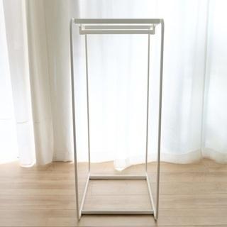 IKEA 廃盤ALGOT ハンガーラック ワードローブ