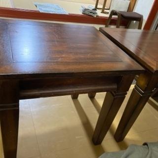 アメリカ製サイドテーブル