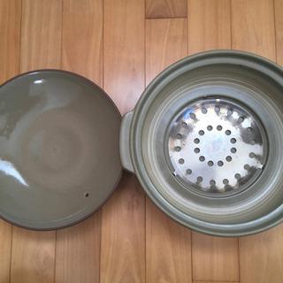 IH対応土鍋 直径30cm