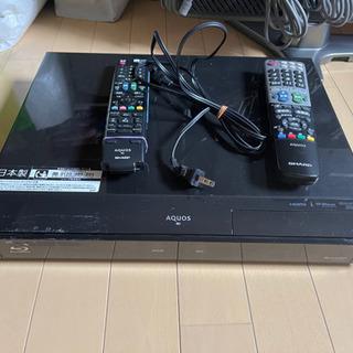 液晶テレビとBDプレーヤー売ります
