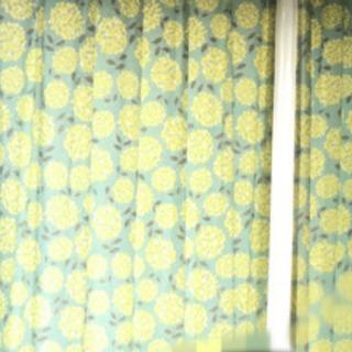 【定価5万以上】大きめのオーダーカーテン