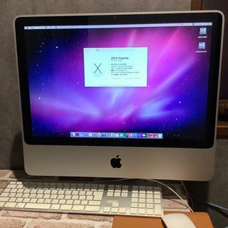 iMac 2008 モデル  キーボード マジックマウス付