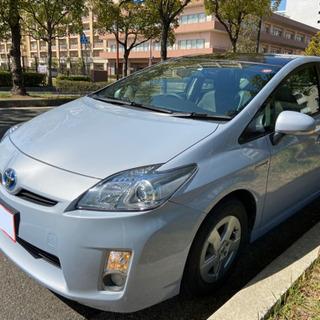 【ネット決済】平成22年式 トヨタ プリウス 走行距離80,00...