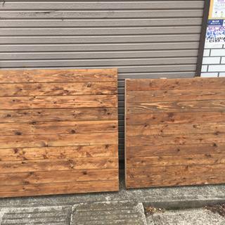 【ネット決済】塗装済み 木製パレット 1枚3000円