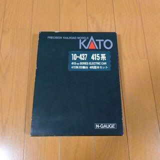 Nゲージ KATO 415系100番台 4両基本セット