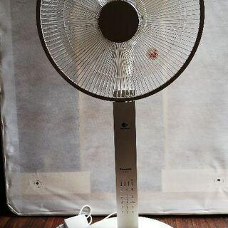 【美品】Panasonic ナノイー 扇風機 F-CP339-N...