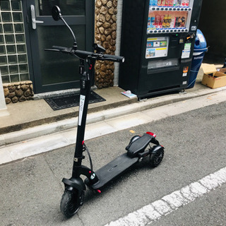 【ネット決済】電動キックスクーター 電動キックボード 折りたたみ