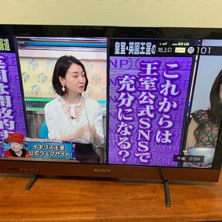 【直接引取限定・日付指定】テレビ(SONY)
