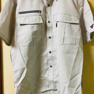 workman 96cloth 半袖シャツLL(未使用品)