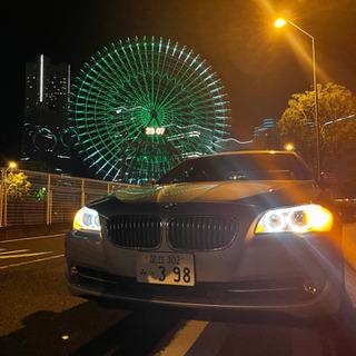 BMW ハイブリッド5 低走行 車検たっぷり